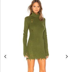 REVOLVE Lovers + Friends Sweater Dress M